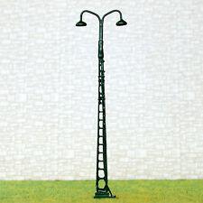 5 x OO / HO gauge Led mast tower light Model train Railway street Lamp post #TL2