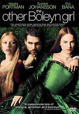 The Other Boleyn Girl (DVD, 2008)Scarlett Johansson Natalie Portman New & Sealed