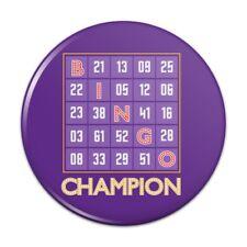 Bingo Champion Compact Pocket Purse Hand Cosmetic Makeup Mirror