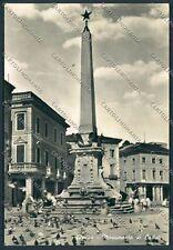 Vicenza Lonigo foto cartolina B8560 SZG