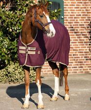"""Horseware Amigo STABLE SHEET Show Travel Rug Black/Navy/Blue/Red/Fig 5'6""""-7'0"""""""