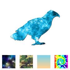 Falcon Hawk Eagle - Vinyl Decal Sticker - Multiple Patterns & Sizes - ebn283