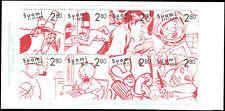 Finland #1022a MNH VF Booklet - Cartoons