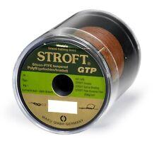 Cable stroft GTP Tipo R Trenzado 500m marrón oscuro