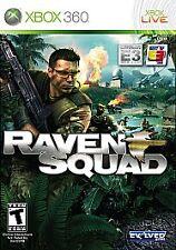 Raven Squad (Microsoft Xbox 360, 2009)G