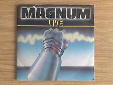 "MAGNUM - ALL OF MY LIFE / GREAT ADVENTURE - RARE 2 DISC SET 7"" ENGLISH PRINT"