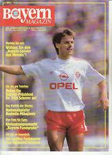 BL 89/90 FC Bayern München - Fortuna Düsseldorf