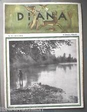 DIANA rivista di Caccia Venatoria 15 ottobre 1934 Lorenzo del Pepaiolo Merano di