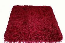 Candy Shag Peppermint Thick Ultra Soft Luxury Shag Area Rug