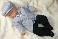 Nr.0A006 Kinderanzug Taufanzug Festanzug Babyanzug Anzug Taufgewand Neu