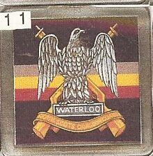 Acrylic Military Key Ring  Royal Scots Dragoon Guards