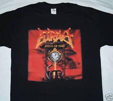 ATHEIST - Piece Of Time - Metal Music T SHIRT Brand New !!! Sizes S-M-L-XL-2XL