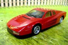 1/43 Western models  Ferrari testarossa1984