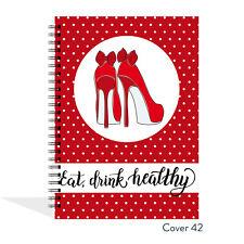 DIARIO ALIMENTARE Slimming World compatibile Tracker planner libro dieta perdita di peso C/42