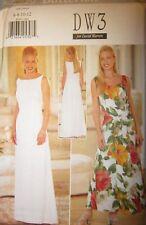 4929 Vintage Butterick SEWING Pattern Misses DW3 Dress 6-18 UNCUT