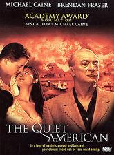 BRENDAN FRASER 3 DVD LOT ~The Quiet American, Extraordinary Measures, Bedazzled