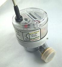 "Volumenmessteil Impulsausgang Optokoppler  Qn 1,5m³/h 10/100 Imp./L 3/4""AG 110mm"