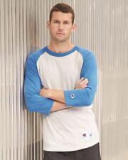 NEW Champion - Raglan Baseball T-Shirt - T137