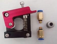 3D Printer - 1.75mm Filament Extruder Feeder for Nema 17 - Aluminium Metal