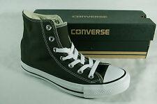 Converse All Star bota botas ata verde oliva, textil/Leinen,! nuevo!
