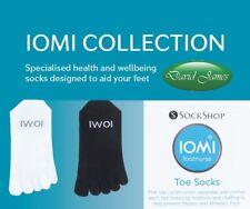 IOMI FootNurse SockShop Toe socks to help prevent Blisters & Athlete's Foot