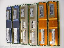 4Gb memory (1x4)GB for HP ProLiant DL360 G5, DL380 G5, ML350 G5, ML370 G5 ETC
