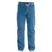 "DUKE qualità Big Size jeans Stretch Stonewash 40"" -60"" Gamba"