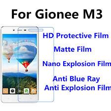 3pcs For Gionee M3 Anti Fingerprint Matte/Anti Blue Ray Screen Protector