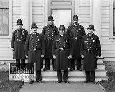 The Swampscott Police Depatment, 1903