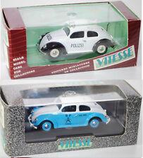 Vitesse 40sm VW Käfer Standardlimousine (Typ 11) (Brezelkäfer) 1:43, OVP