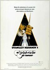 A Clockwork Orange Classic Movie Art Silk Poster 12x18 24x36