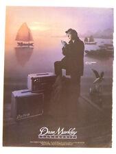 vintage magazine advert 1986 DEAN MARKLEY / ANDY SUMMERS