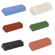 Polierpaste, 500g Block,wählbar, Politurpaste, Politur Polierwachs Alu Messing