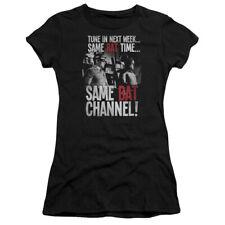 "Batman Classic TV Series ""Bat Channel"" Women's Adult & Junior Tee or Tank"