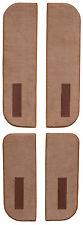 1979-1980 GMC K1500 Suburban Cutpile Carpet Door Panels on Cardboard w Vent