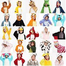 Kids Animal Onesie Children Kigurumi Pajamas Teenager Pyjamas Costume Cosplay