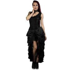 Burleska Goth Burlesque Victorian Korsett Kleid - Versailles King Lace Steampunk