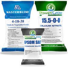 MASTERBLEND 4-18-38 Fertilizer MASTER COMBO KIT - Bulk