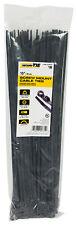 New listing Gardner Bender Ctsm15-50100Uvb Screw Mount Cable Tie, Uv Black, 15-In., 100-Pk.