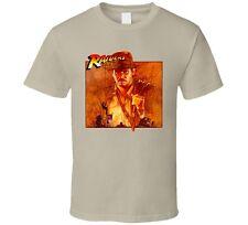 Indiana Jones Raiders Of Lost Ark Movie T Shirt