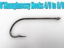 Shaughnessy Ganci Confezione da 10 o 50 pesca mare taglie 4/0 5/0 6/0 7/0 8/0 9/0
