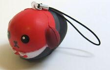 Mameshiba Chili Bean Stress Ball Cell Phone Strap NEW