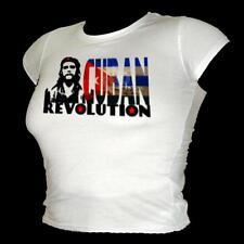Che Guevara Cuban Revolution T-Shirt ladies all sizes