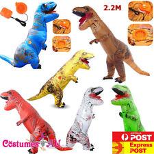 ADULT T-REX INFLATABLE Blowup Dinosaur TRex T Rex Costume