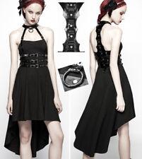 Robe traîne harnais gothique punk lolita cyber colonne vertébral sangle PunkRave