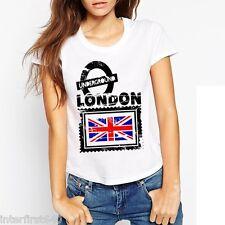 London T-shirt, England, British, Europe, Vacation, UK, S-XL, Hoodie, Tank Top