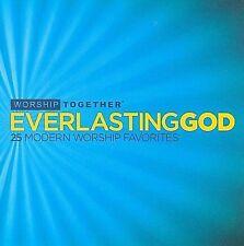 Everlasting God: 25 Modern Worship Favorites by Various (CD, Mar-2008, 2 Discs)