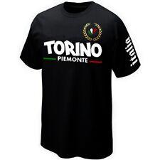 T-Shirt TORINO PIEMONTE ITALIA italie Maillot ★★★★★
