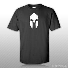 Spartan Helmet T-Shirt Shirt Tee Bonus Sticker S M L XL 2XL 3XL Molon Labe