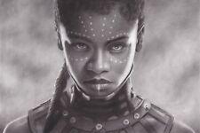 Black Panther Shuri Canvas Art Print
